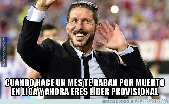 """GALERIA: Los """"memes"""" de esta jornada ridiculizan a Madrid y Barca y ensalzan al Atletico 1"""