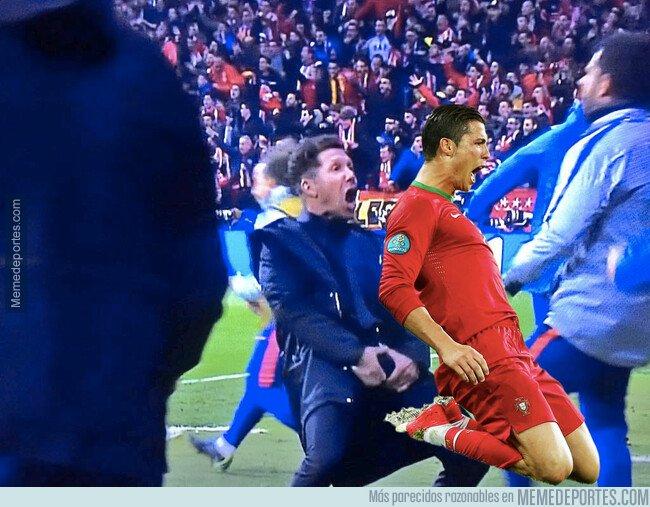 "Los 7 ""memes"" más compartidos que ridiculizan a Cristiano Ronaldo 14"