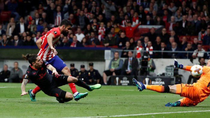 BRUTAL: Este vídeo del gol de Costa narrado por Ruben Martín es ya viral en las redes 1