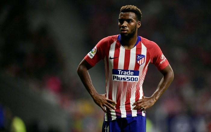 Lemar, posible salida del Atlético. 1
