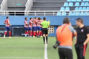 UD Ibiza 1 - 2 Atleti B: Los rojiblancos se llevan el tesoro de la isla, por @antonturan 23