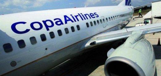 Amenaza de Bomba en vuelo de Copa Airlines