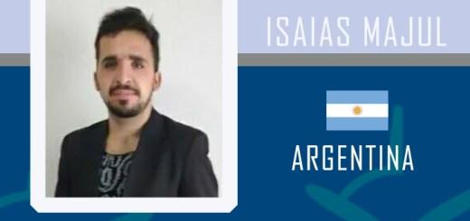 Isaias Majul en Vivo desde Argetina