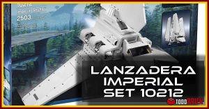 Lanzadera Imperial Star Wars set LEGO 10212