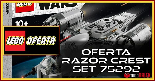 Oferta Razor Crest 75292