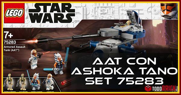 Oferta set Ashoka Tano 75283