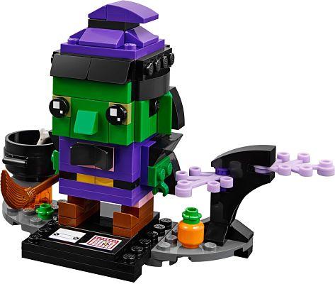 LEGO BrickHeadz de Halloween Bruja