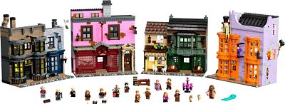 75978 Callejon Diagon Alley