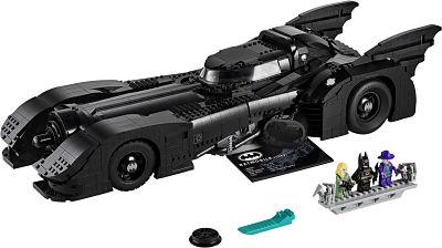 76139 LEGO Batmobile 1989