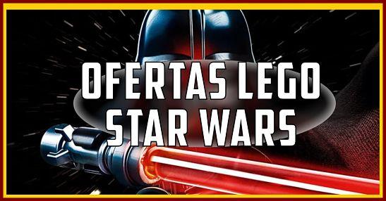 Ofertas LEGO Star Wars en espana