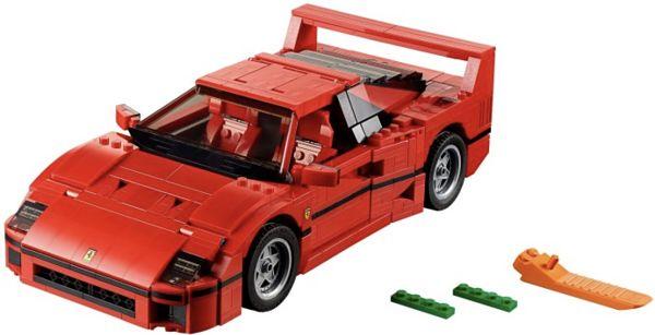 Ferrari de LEGO Creator Expert