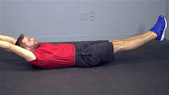Hollow Body Hold