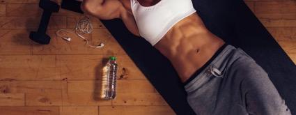 beneficios rueda abdominal