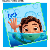 Kit Imprimible de Luca descarga gratis