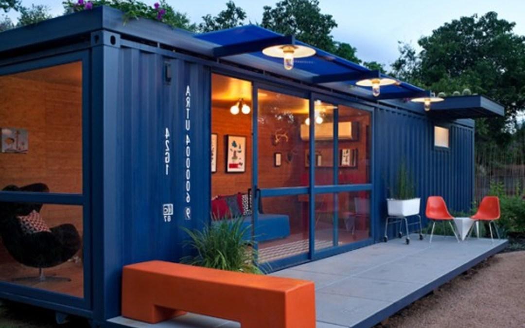 Viviendas con containers ejemplos todo contenedores for Achat container habitable