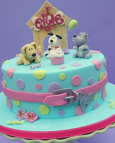 festa-infantil-tema-cachorro-bolo-2