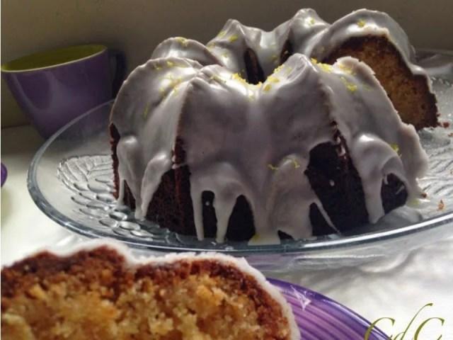##Bundt Cake de piña colada