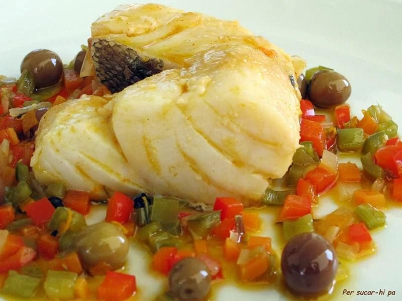 Bacalao en escabeche recetas para un menú de semana santa
