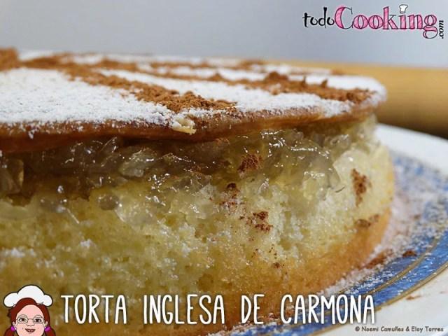 Torta inglesa de Carmona