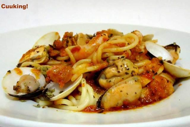 ##Spaghetti-frutti-di-mare