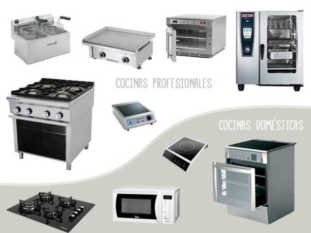 Cocina-hogar-vs-cocina-profesional