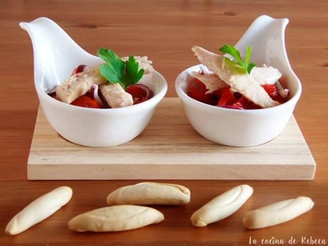 ##Ensalada-de-pimientos-asados-con-melva