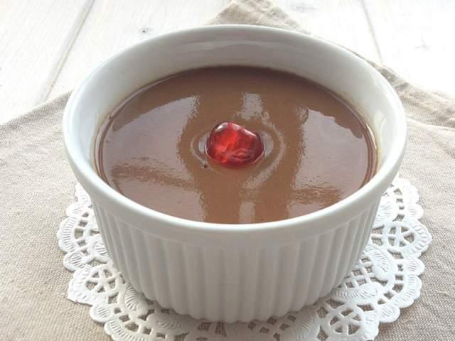 ##Natillas de chocolate (12 delicias dulces sin lactosa)