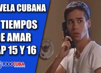 EN TIEMPOS DE AMAR CAP 15