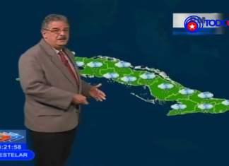TIEMPO EN CUBA