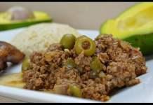 receta cubana