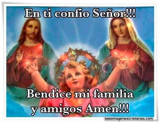 Imágenes Cristianas Con Jesús Y La Virgen María