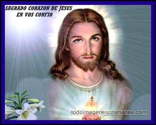 imagenes cristianas del sagrado corazon de jesus