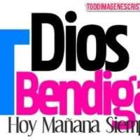 Imágenes cristianas de Dios te bendiga