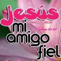 Imágenes cristianas: Jesús mi amigo fiel