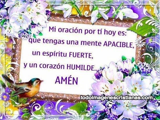 imágenes cristianas mi oración por tí