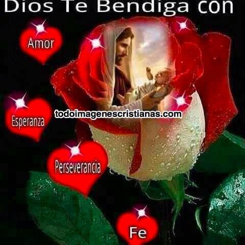 imágenes dios te bendiga