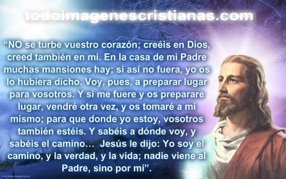 imagenes cristianas de jesus con frases