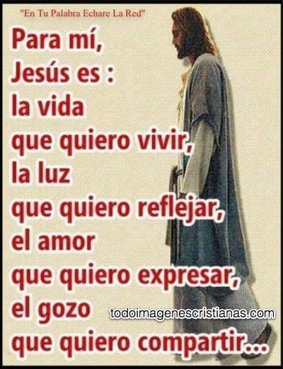 imagenes cristianas jesus es la vida