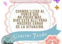 Imágenes cristianas de gracias Jesucristo