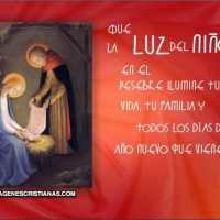 Tarjetas cristianas de navidad para descargar
