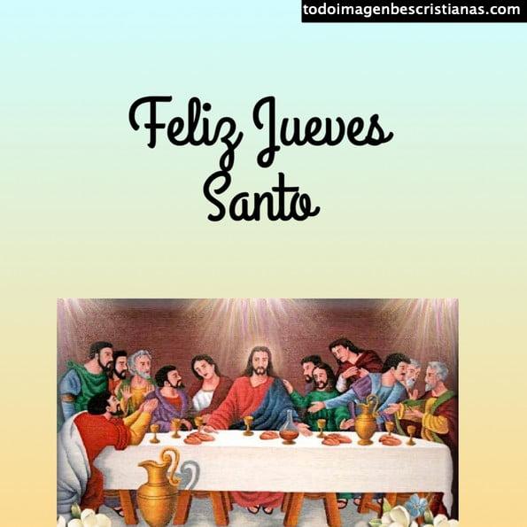 Imágenes Jueves Santo