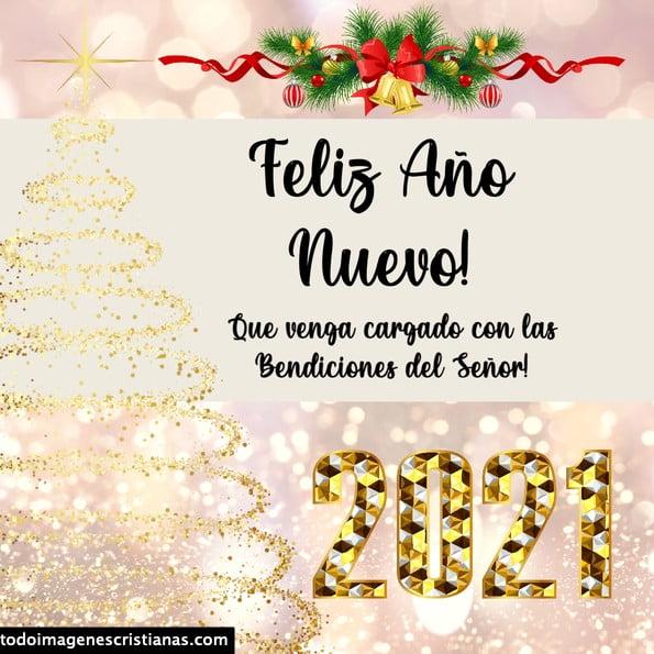 feliz año nuevo 2021