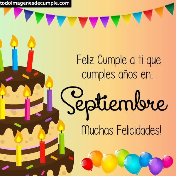 cumpleaños septiembre