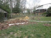after building mounds