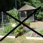 No more flat square foot gardening