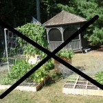 No more flat square foot gardening