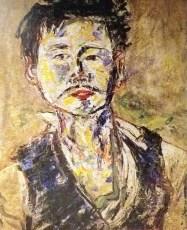 ai-mitsu Portrait / work by Hasekawa Toshiyuki