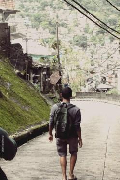 Documentario Todo Mapa tem um discurso - Credito foto Francine Albernaz (10) - Michel Silva na Rocinha