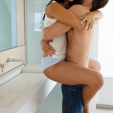 Sexo en el baño