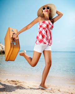Las mujeres ya no tenemos miedo ¡nos encanta viajar solas! (foto: http://cdn.sheknows.com/)